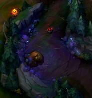 Infernal Rift blast cone location 5