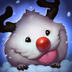 ProfileIcon1437 Red-Nosed Poro