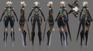 Camille WR Model 01