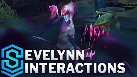 Evelynn/LoL/Audio