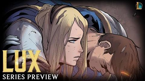 Lux Comic Series Preview