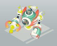 Blitzcrank SpaceGroove Concept 01