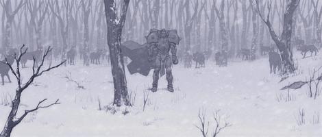Darius Frozen Forest