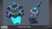 Summoner's Rift Arcade Concept 02