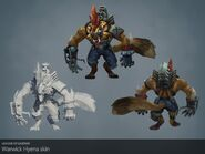 Warwick Update Hyena model 01