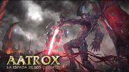 Aatrox Presentación de campeón antigua