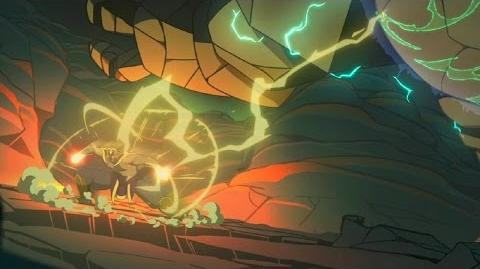 Lee Sin Boska Pięść (animacja)