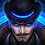 Pulsefire Twisted Fate profileicon