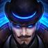 Pulsefire Twisted Fate profileicon