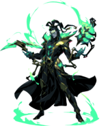 RotS Model Thresh Unbound Disappointed
