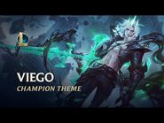 Viego, The Ruined King - Login Screen