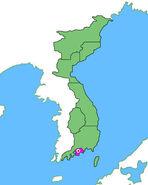 Kilgeo city map