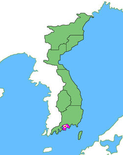 Location of Kilgeo