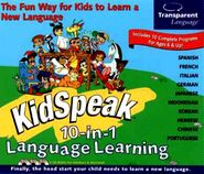 Kidspeak 10-in-1 Language Learning