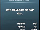 Omega Balloon