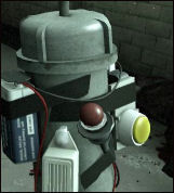 Weapon pipebomb