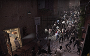 L4D2 Horde Infected Passing