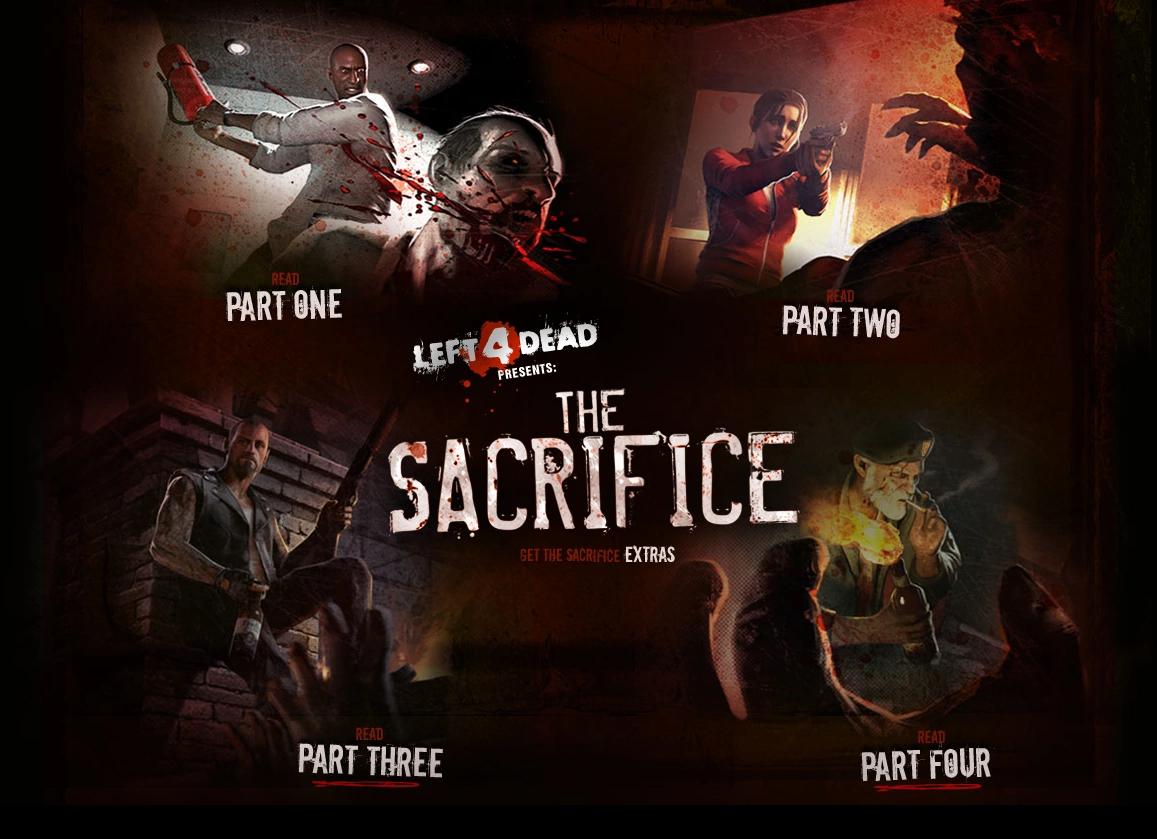 The Sacrifice (comic)