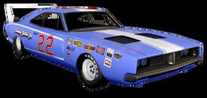 Jimmy Gibbs Jr. Racing Car.png