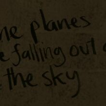 Planes are falling out of the Sky.jpg