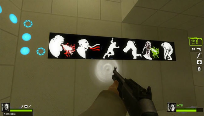 Easter Eggs Left 4 Dead Wiki Fandom