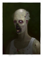 Infected Concept Art