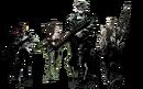 Выжившие из комикса L4D1