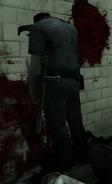 Police officer tonfa 1