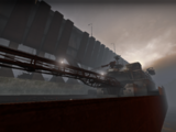 Coal Freighter