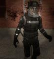 Riot Infected Tonfa