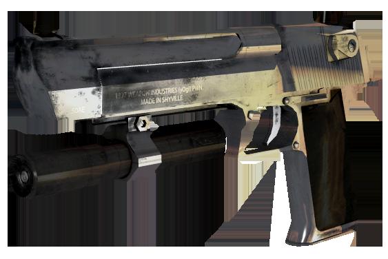 Пистолет «Магнум»