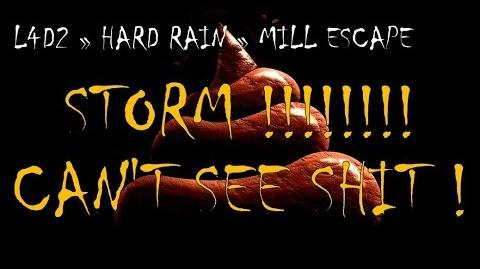Left 4 Dead 2 Hard Rain - Mill Escape Gameplay Walkthrough Playthrough