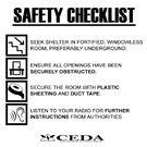 Советы CEDA по безопасности