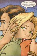 Chloe Steele comic