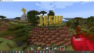 Jesus Logo In Minecraft