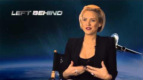 """The """"Left Behind"""" Movie Cast Talks about Making """"Left Behind"""""""