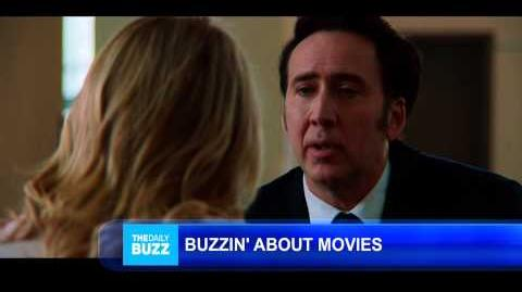 """An Interview with Nicholas Cage about """"Left Behind"""""""