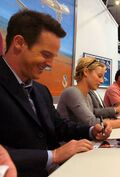 Jason Gray-Stanford and Traylor Howard - Edwards AFB