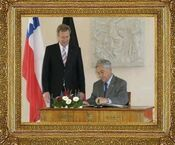 Sébastian Pinera (President of Chile)