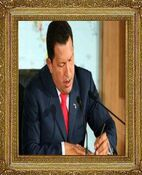 Hugo Chavez (President of Venezuela)