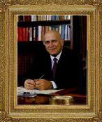 Frederik de Klerk (Former South-Africa PM)