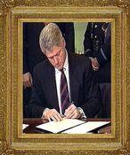 B. Clinton