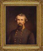 Nathan Bedford Forrest Left handed and ambidextruous