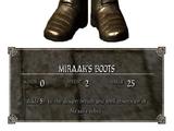 Ботинки Мирака