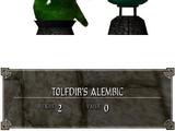 Перегонный Куб Толфдира