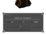 Шлем Свирепости