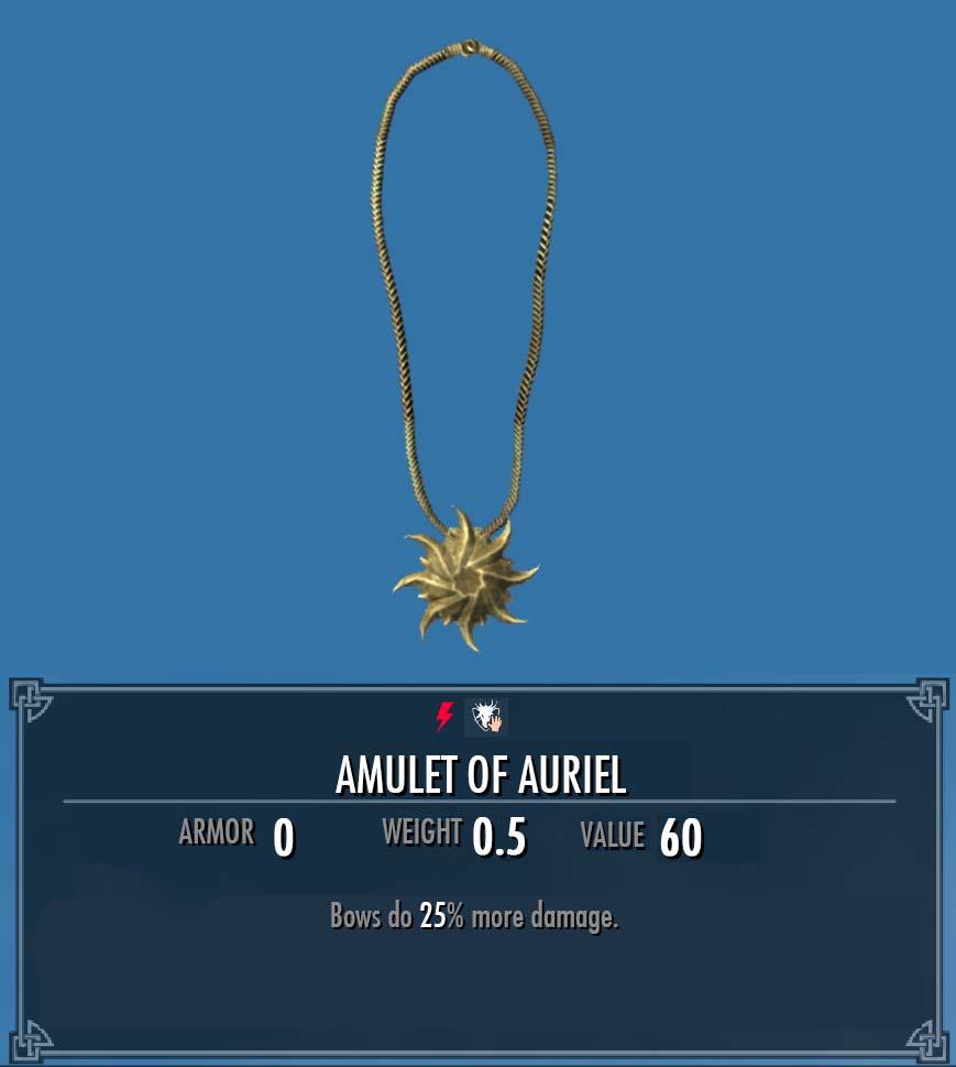 Amulet of Auriel