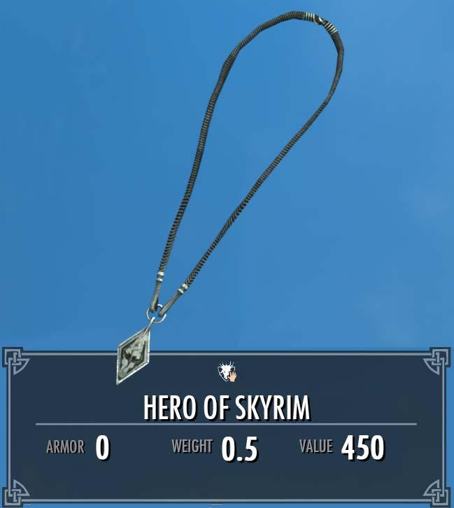 Hero of Skyrim (Imperial)