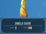 Dibella Statue