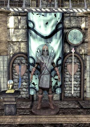 Winterhold display